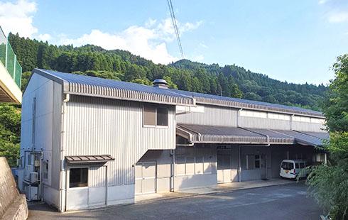 星野製茶園 抹茶工場